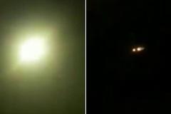Video khoảnh khắc máy bay Ukraina nghi bị trúng tên lửa