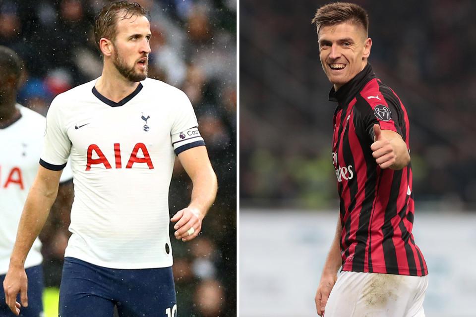 Mourinho ra tay, Tottenham tuyển ngay tiền đạo hay