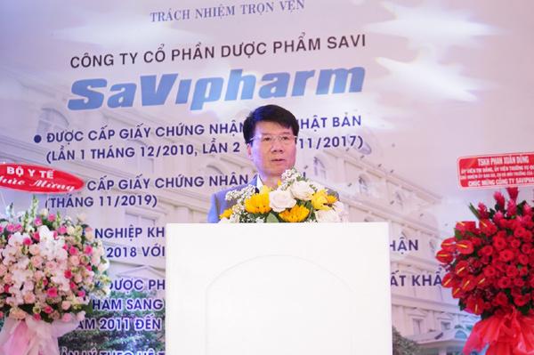 Savipharm nhận giấy chứng nhận GMP châu Âu