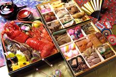 Học cách bài trí bữa ăn ngày Tết của người Nhật