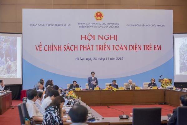 Significant advances in the exercise of children's rights in Vietnam