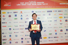 Dược Hậu Giang dẫn đầu Top 10 Công ty Dược uy tín năm 2019