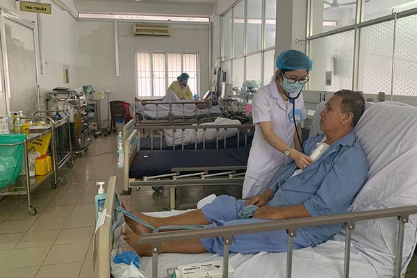 Hai người đàn ông ở miền Tây suýt mất mạng vì bệnh lý tim mạch