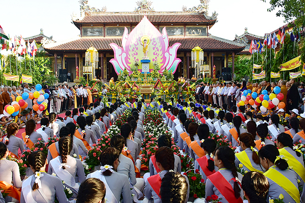 Religious freedom in Vietnam has changed a lot