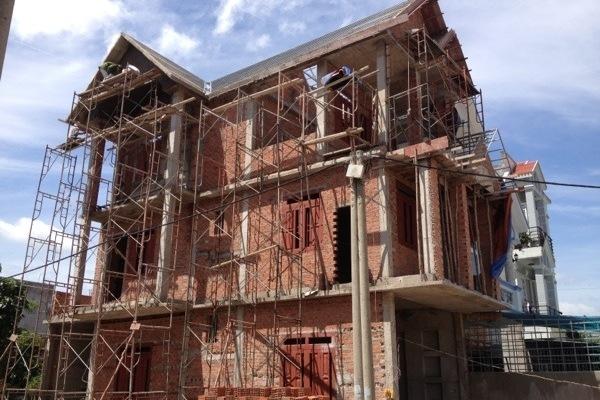 giấy phép xây dựng,tư vấn pháp luật,thay đổi giấy phép