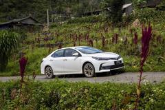 Toyota tràn ngập khuyến mại đón Tết