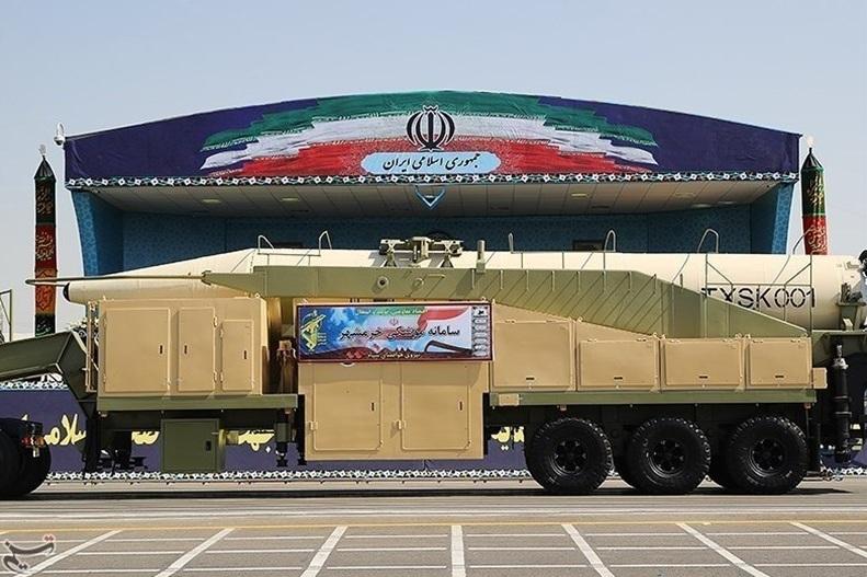 Điểm mặt tên lửa đạn đạo đáng gờm của Iran
