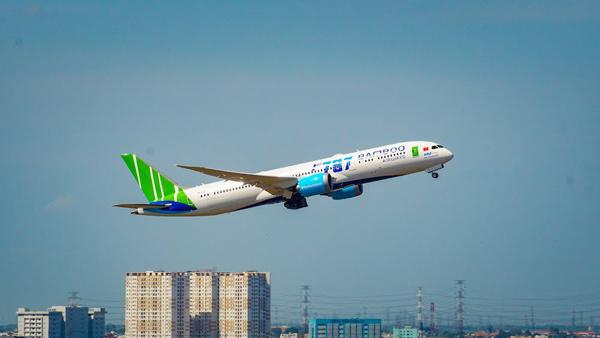 Bamboo Airways cung ứng 15% tải hàng không nội địa dịp Tết 2020