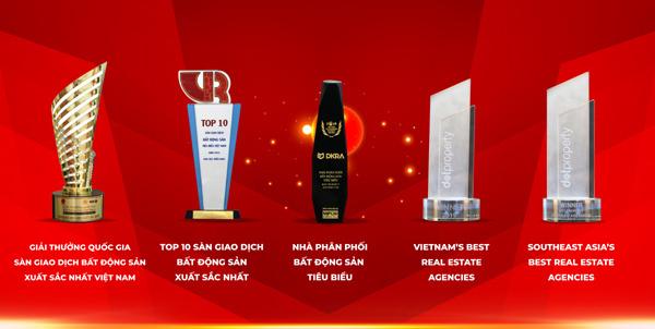 DKRA Vietnam - Nhà phân phối Bất động sản tiêu biểu 3 năm liên tiếp