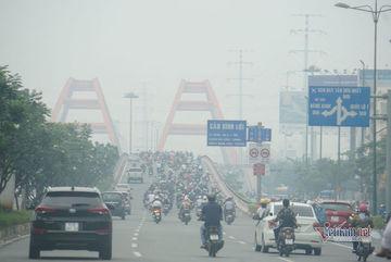 Không khí ở Hà Nội và TP.HCM ô nhiễm từ nguồn nào?