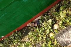 Thi thể phụ nữ đang phân hủy nổi trên sông Sài Gòn