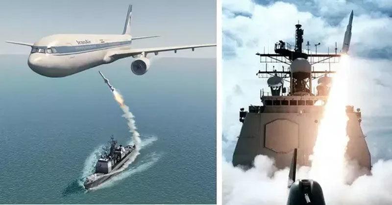 Lật lại vụ tàu chiến Mỹ bắn tung máy bay Iran chở 290 người