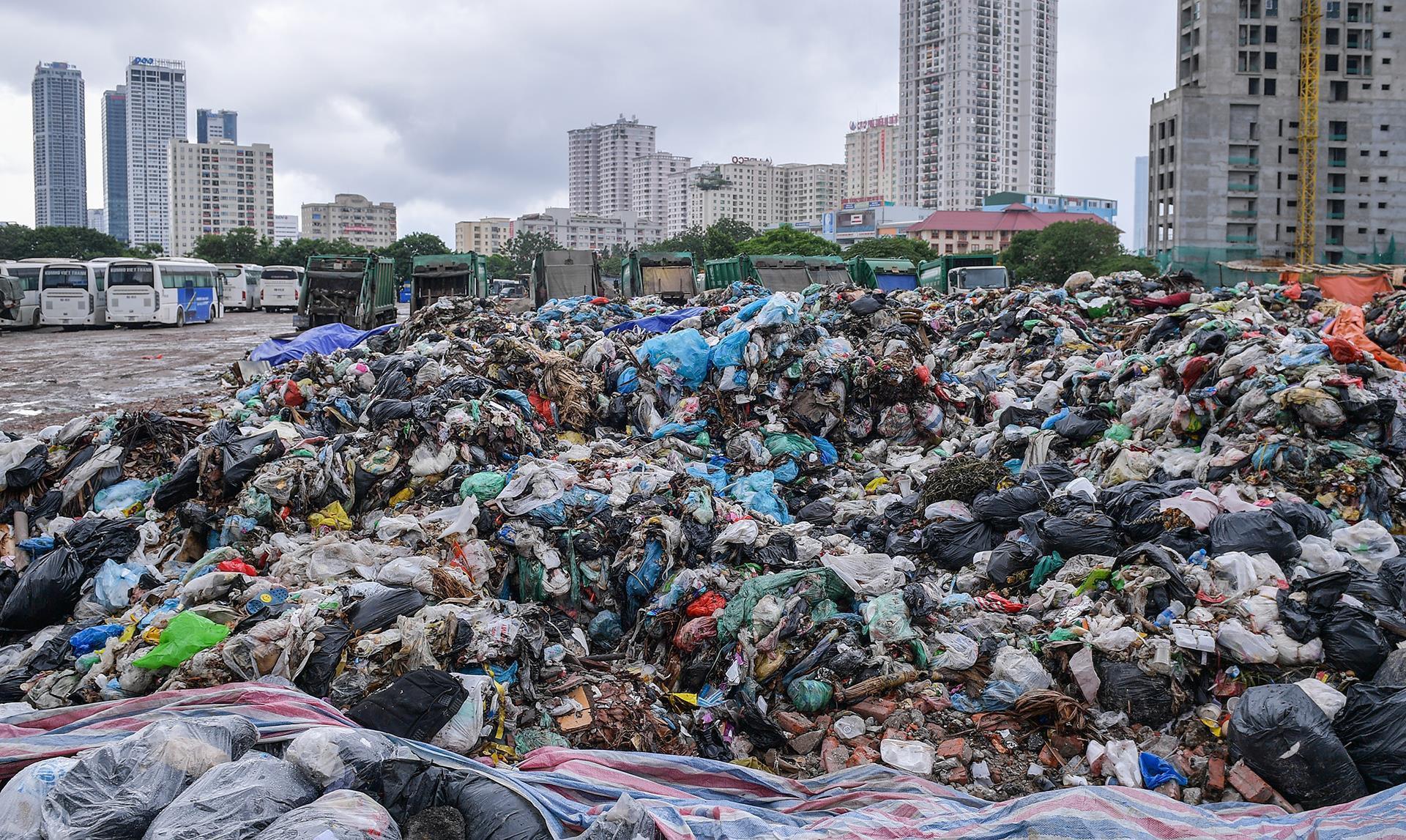 ô nhiễm không khí,rác thải nhựa,nước thải