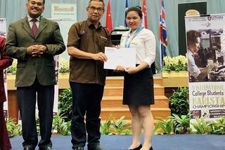 Vietnamese student wins International College Students' Barista Championship