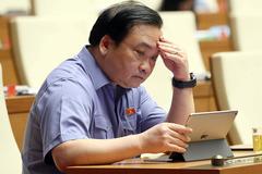 Bộ Chính trị cảnh cáo ông Hoàng Trung Hải