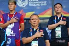 Báo Hàn: Đấu U23 Jordan, U23 Việt Nam cần lắm 'phép thuật' thầy Park