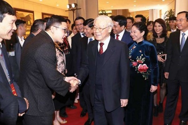 Policy for overseas Vietnamese always open, enabling people to join hands to build the country