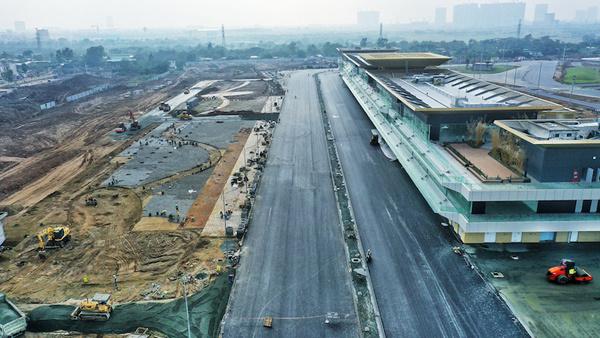 Trường đua F1 'đậm chất Hà Nội' có gì đặc biệt?