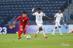 Video tổng hợp U23 Việt Nam 0-0 U23 UAE