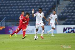 Link xem U23 Việt Nam vs U23 UAE, 17h15 ngày 10/1