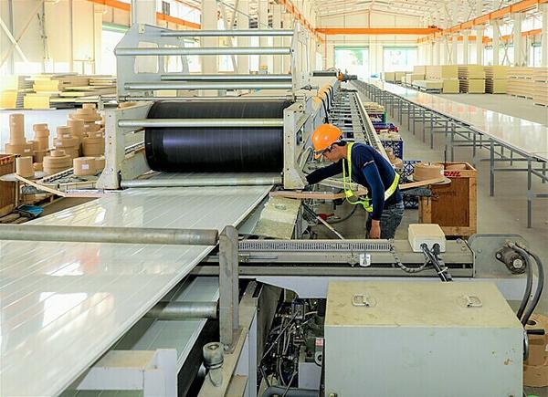 Vật liệu nhẹ ứng dụng công nghệ cao nhiều tiềm năng phát triển