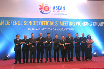 Vietnam boosts defence co-operation among ASEAN members