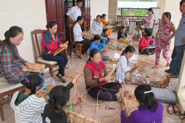 Giao Thủy: Mở rộng liên kết đào tạo đáp ứng nhu cầu học nghề của lao động nông thôn