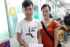 Bạn đọc tiếp thêm sức cho mẹ con em Nguyễn Hoàng Có mắc bệnh ung thư