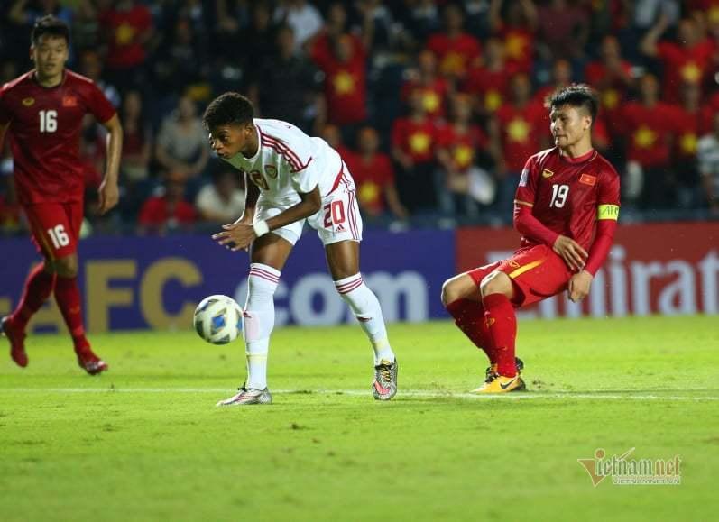 Báo Hàn: U23 Việt Nam đã có thể thắng UAE, nhưng sút tệ quá!