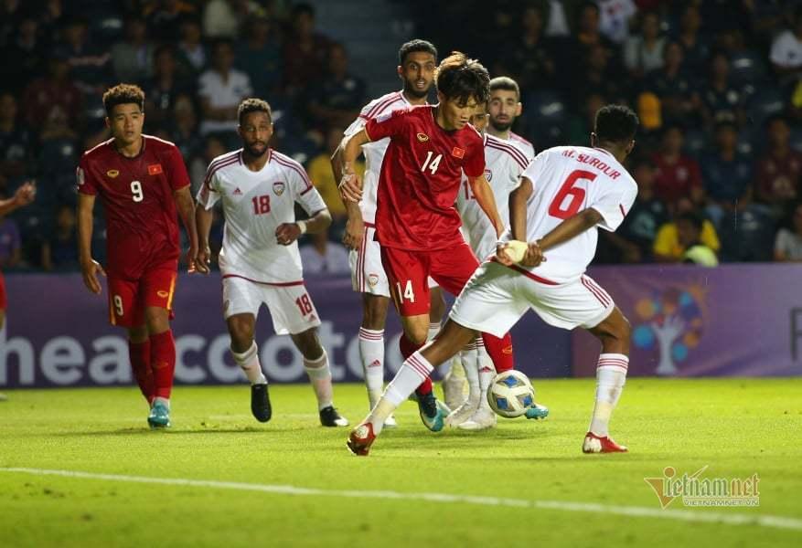 U23 Việt Nam ra quân hòa UAE: Mừng vui hơn tiếc nuối…