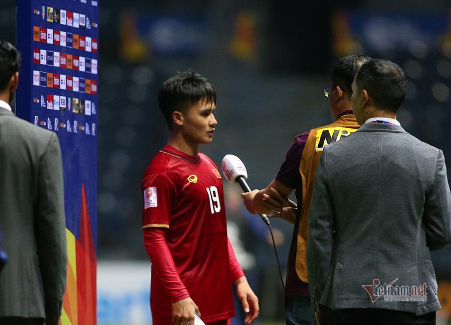 Quang Hải: 'U23 Việt Nam sẽ thắng Jordan và Triều Tiên'