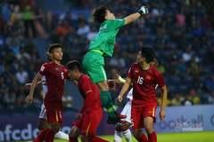 U23 Việt Nam hoà U23 UAE: Bùi Tiến Dũng 'bay' trở lại!