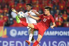 U23 Việt Nam chia điểm tiếc nuối trận ra quân giải châu Á
