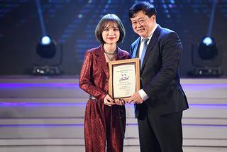 Nguyễn Ngọc Anh đoạt quán quân 'Giọng hát hay tiếng Hàn Quốc - VOV 2019'