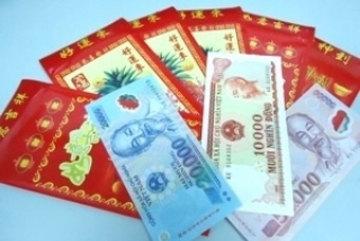 Mẹ lấy tiền lì xì của con, bị phạt đến 1 triệu đồng