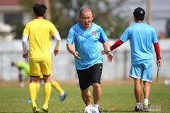 """HLV Park Hang Seo ra """"lệnh"""" đặc biệt với U23 Việt Nam"""