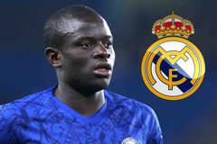 Kante đột kích sang Real Madrid, Chelsea lo sốt vó