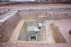 Moat corner structure found in Ho ancient citadel