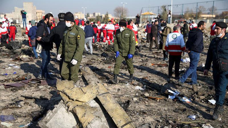 Tư lệnh Iran thốt những lời đau đớn, nhận hết trách nhiệm vụ máy bay Ukraina