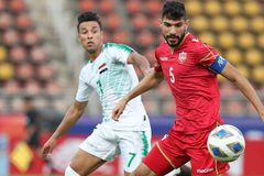 Video bàn thắng U23 Bahrain 2-2 U23 Iraq