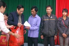 Lãnh đạo Đảng, Nhà nước, MTTQ Việt Nam tặng quà Tết đồng bào nghèo