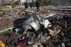 Xuất hiện video tên lửa Iran phóng về phía máy bay Ukraina