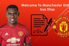 MU ký gấp Issa Diop, Barca thông báo tin xấu Luis Suarez
