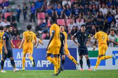U23 Thái Lan thất bại, đơn giản là kém bản lĩnh