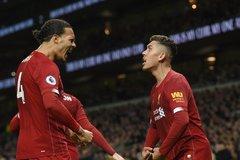 Liverpool đánh gục Tottenham, Mourinho ôm hận