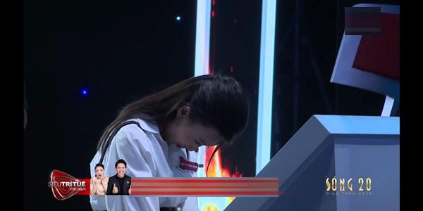 Mai Tường Vân thua toàn diện trước bậc thầy trí nhớ thế giới ở Siêu trí tuệ
