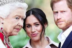 """Hé lộ thông tin Nữ hoàng từng """"nhún nhường"""" cháu dâu Meghan Markle"""