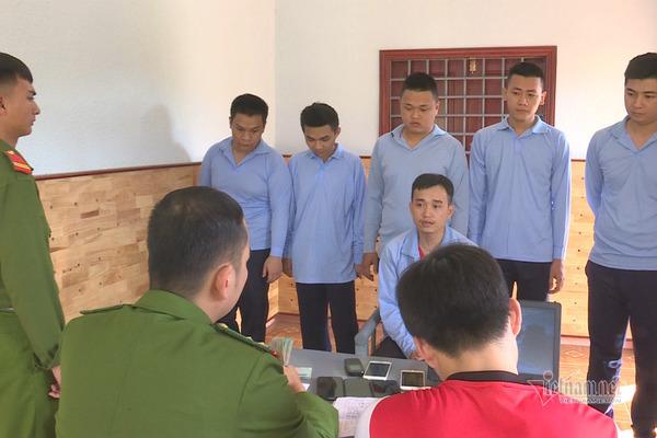 Phá đường dây cá độ bóng đá 10 tỷ đồng/tháng ở Đắk Lắk