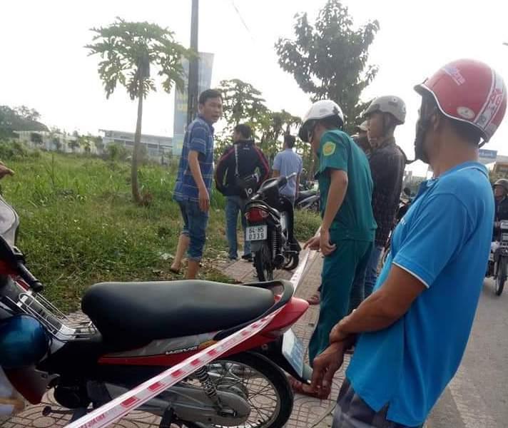 Nữ sinh lớp 12 mất tích, xe máy và mũ bảo hiểm bỏ bên đường