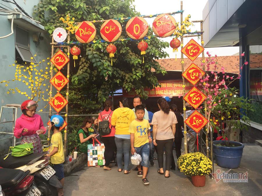 Sài Gòn,Chợ 0 Đồng